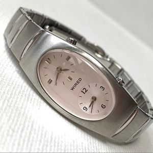 Seiko WIRED Dual Time Watch
